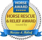 Horse Rescue & Relief Award
